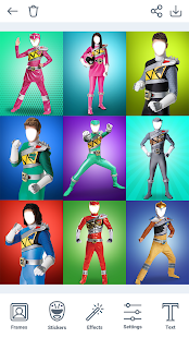 Download Rangers Costume Photo Montage 4.0.3 and up Apk for android