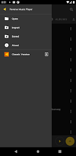 Download Reverse Music Player 2.1.2 Apk for android