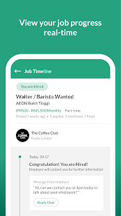 Download Ricebowl - Search Job Vacancy in Malaysia - 工作空缺 3.35.1 Apk for android