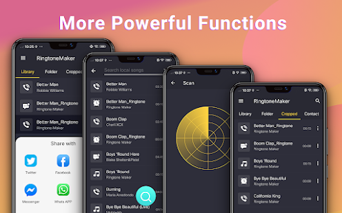 Download Ringtone Maker - Mp3 Editor & Music Cutter 3.2.0 Apk for android