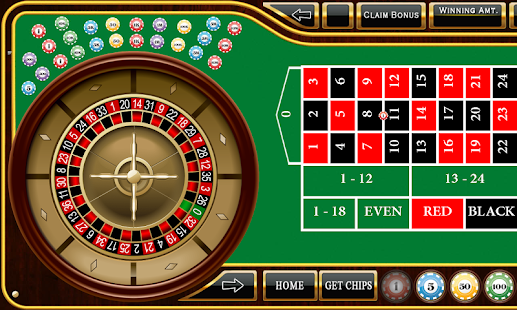 Download Roulette - Casino Style! 4.36 Apk for android