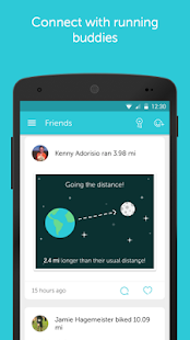 Download Runkeeper - GPS Track Run Walk Apk for android