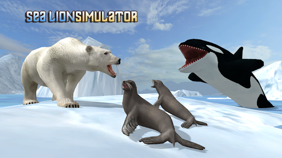 Download Sea Lion Simulator 1.1 Apk for android