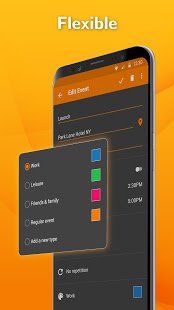Download Simple Calendar Pro - Agenda & Schedule Planner 6.13.5 Apk for android