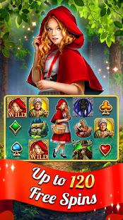 Download Slots - Cinderella Slot Games 2.8.3801 Apk for android