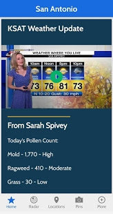 Download South Texas Weather Authority 6.11.5 Apk for android