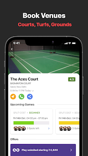 Download Sportido - Book Sports Venues & Join Groups Nearby 2.1.27 Apk for android