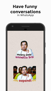 Download Sticker Babai - WAStickerApps Telugu Stickers 0.0.36 Apk for android