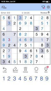 Download Sudoku - Free Sudoku Game 1.1.6 Apk for android