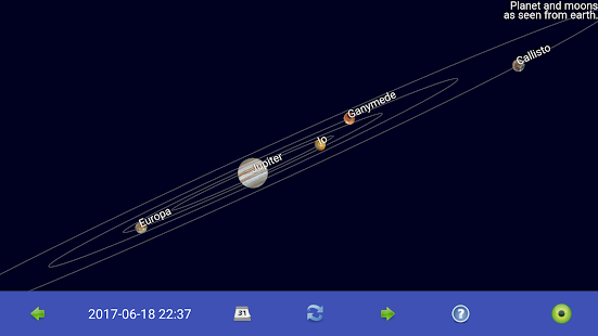 Download Sun, moon and planets Apk for android