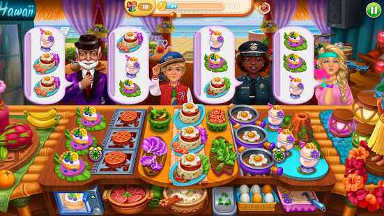 Download Tasty World: Cooking Voyage - Chef Diary Games 1.6.0 Apk for android