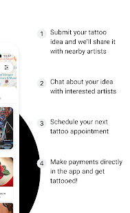 Download Tattoodo - Tattoo Design 5.0.3-r214687445 Apk for android
