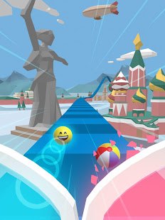 Download Trivia Race 3D - Roll & Answer 1.12.12 Apk for android