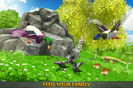 Download Ultimate Duck Family SIM: Fantasy Land 1.7 Apk for android