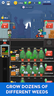 Download Weed Factory Idle 2.8.1 Apk for android