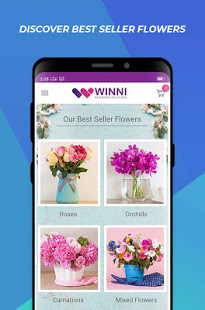 Download Winni - Cake, Flowers & Gifts Delivery India 3.27.6.1 Apk for android