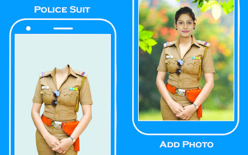 Download Women Police Suit Photo Editor 1.0.32 Apk for android