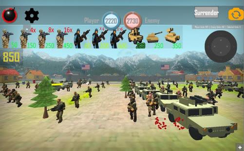 Download World War 3: Militia Battles 2.1 Apk for android