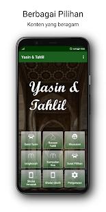 Download Yasin & Tahlil - Dzikir, Doa, dan Istighosah 1.07 Apk for android