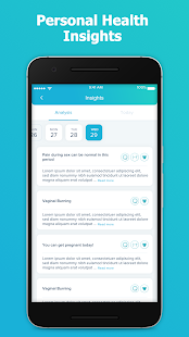 Download YesMom - Fertility, Ovulation & Period Tracker 2.36.2 Apk for android