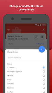 Download Zoho Recruit - Recruiting & Applicant Tracking 3.1.2 Apk for android