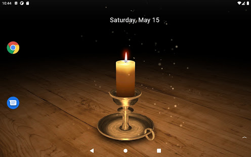 Download 3D Melting Candle Live Wallpaper Lite 3.4 Apk for android