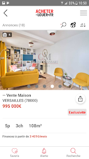 Download Acheter-Louer Achat-Location 2.0.2 Apk for android
