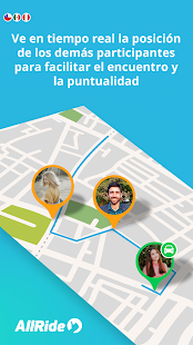 Download AllRide: carpool, commute, rideshare, car trips 1.19.1 Apk for android