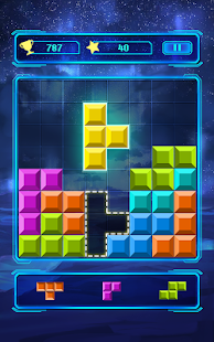 Download Brick block puzzle - Classic free puzzle 2.1.2 Apk for android