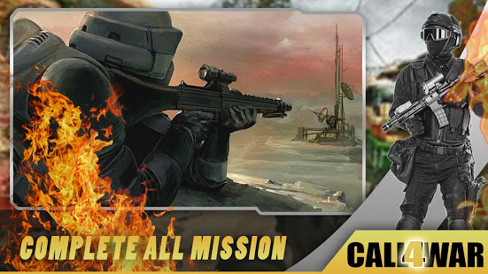 Download Call of Free WW Sniper Fire : Duty For War 1.32 Apk for android