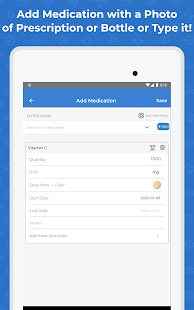Download CareClinic: Tracker, Reminder - Medicine, Symptoms 2.40 Apk for android