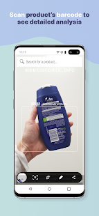 Download CodeCheck: Food & Cosmetic Product Scanner 6.3.0 Apk for android