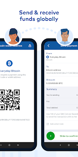 Download CoinJar: Buy Bitcoin & Cryptocurrency | BTC XRP 2.3.1 Apk for android