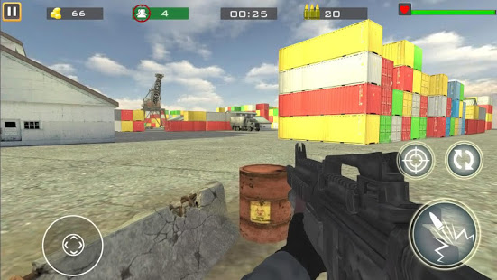 Download Counter Terrorist 2020 - Gun Shooting Game 4.1 and up Apk for android
