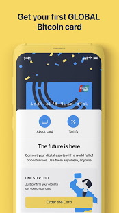 Download Crypterium | Bitcoin Wallet 2.6.47.6 Apk for android