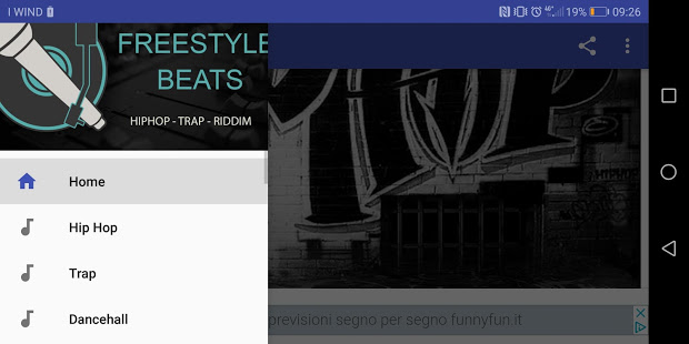 Download Freestyle Beats Instrumental 1.0 Apk for android