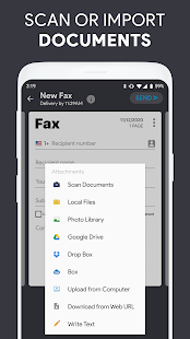 Download iFax - Send fax from phone, receive fax for free 11.5 Apk for android