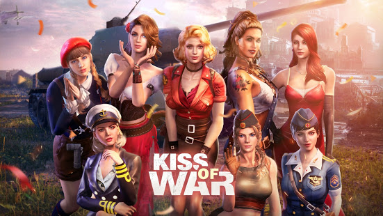 Download Kiss of War 1.46.0 Apk for android