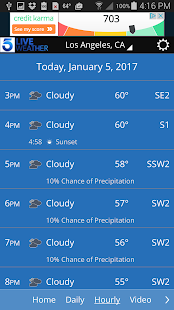 Download KTLA Los Angeles Weather 5.3.703 Apk for android