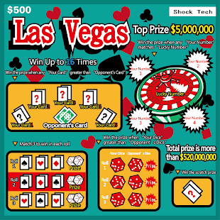 Download Las Vegas Scratch Ticket Apk for android