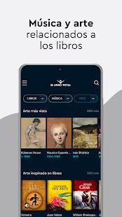 Download Libros y audiolibros gratis - El Libro Total 1.26 Apk for android