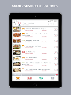 Download Liste de courses, Recettes et Menu 5.3.0 Apk for android