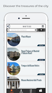 Download MADRID City Guide, Offline Maps, Tours and Hotels 2.55.1 Apk for android