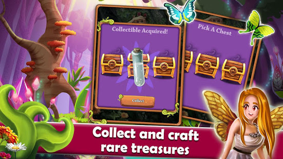 Download Mahjong Magic Worlds: Journey of the Wood Elves 1.0.75 Apk for android