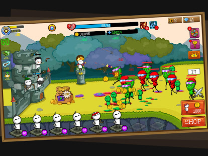Download Merge Archer : Tower Defense 1.08 Apk for android