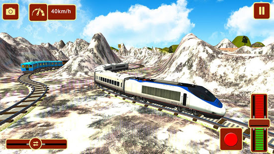 Download Metro Racing Train Driving: Free Game 1.0 Apk for android