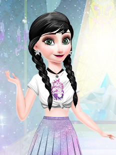 Download ❄️ Modern Sisters Dress Up Makeup 4.4 and up Apk for android