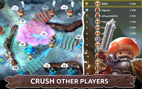 Download Mushroom Wars 2: RTS Tower Defense & Mushroom War 4.7.6 Apk for android