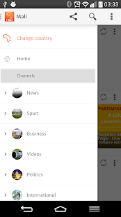 Download News Africa 1.30 Apk for android
