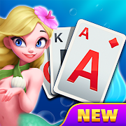 Oceanic Solitaire - Solitaire Tripeaks card game 1.9 Apk for android